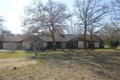 Bastrop County Single Family Home For Sale: 335 Linam Ln