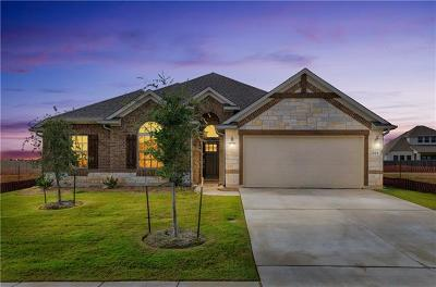 Liberty Hill Single Family Home For Sale: 424 Texon Dr
