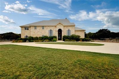 Hays County Single Family Home For Sale: 2180 La Ventana Pkwy