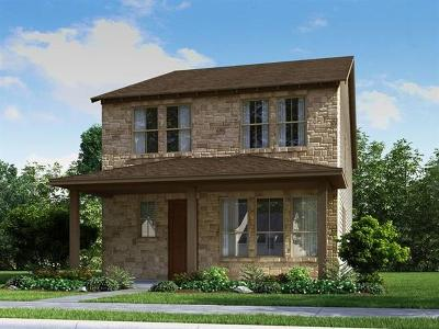 Pflugerville Single Family Home For Sale: 5901 Pleasanton Pkwy