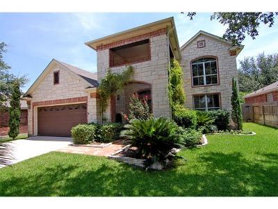 Cedar Park Single Family Home For Sale: 2304 Zoa Dr