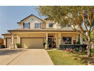 Buda Single Family Home For Sale: 131 Wild Wind Cv