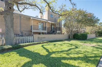 Austin Condo/Townhouse For Sale: 611 E 45th St #14