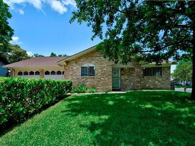 Austin Single Family Home For Sale: 700 Plumpton Dr