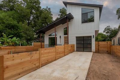 Austin Single Family Home Pending - Taking Backups: 2210 Canterbury St #1