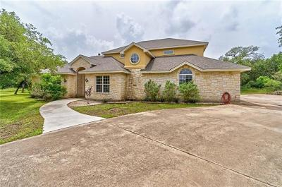 Buda Single Family Home For Sale: 211 Woodland Oaks Trl