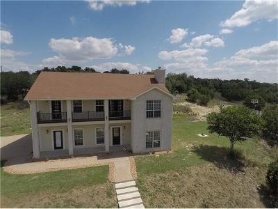 Killeen Single Family Home For Sale: 1534 River Ridge Ranch Rd