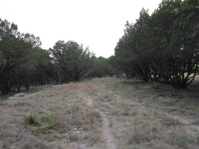 Lago Vista TX Residential Lots & Land For Sale: $25,000