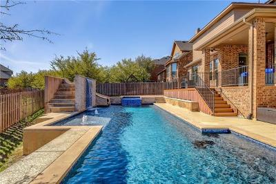 Austin Single Family Home For Sale: 17212 Rush Pea Cir