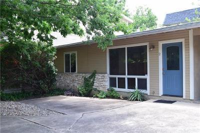 Condo/Townhouse For Sale: 5214 Joe Sayers Ave #2