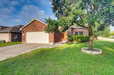 Pflugerville Single Family Home For Sale: 3260 Winding Shore Ln