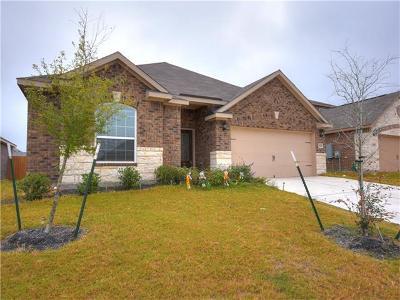Single Family Home For Sale: 13813 Nelson Houser St