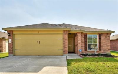 Lockhart Single Family Home For Sale: 210 Windridge Dr