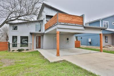 Travis County, Williamson County Single Family Home For Sale: 3301 Rockhurst Ln
