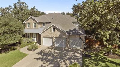 Round Rock Single Family Home For Sale: 2604 Whitehurst Dr