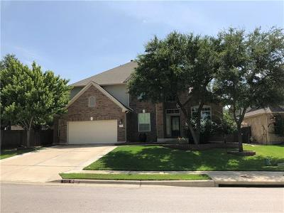 Cedar Park Single Family Home Pending - Taking Backups: 506 Fallen Oaks Dr