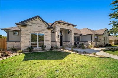 Belton Single Family Home For Sale: 12021 Lago Terra Blvd