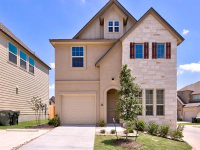 Travis County Single Family Home For Sale: 13501 Metric Blvd #28