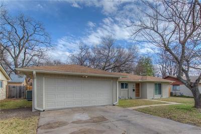 Austin Single Family Home For Sale: 10009 Oak Hollow Dr
