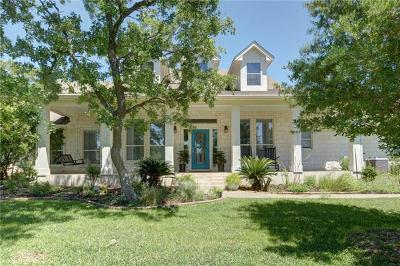Bastrop Single Family Home For Sale: 121 Spanish Trl