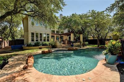 Austin Single Family Home For Sale: 7701 Journeyville Dr