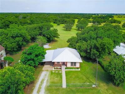 Burnet County Single Family Home For Sale: 540 N West St