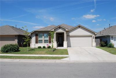 Buda TX Single Family Home For Sale: $289,500