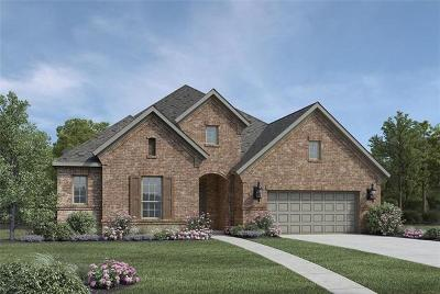 Leander Single Family Home For Sale: 1717 Cotton Farm Trl
