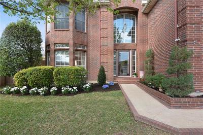 Cedar Park Single Family Home Pending - Taking Backups: 1004 Hawks Nest Cv