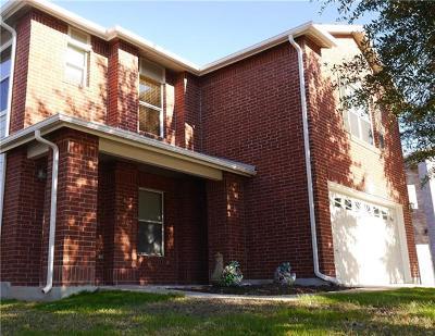 Del Valle Single Family Home For Sale: 5208 Diwa Cv