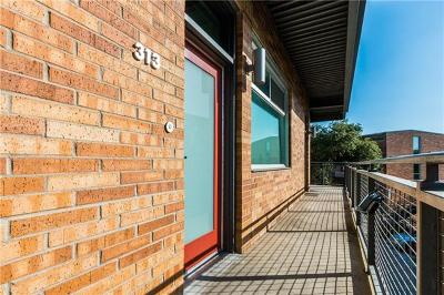 Austin Condo/Townhouse For Sale: 2205 N Lamar Blvd #313