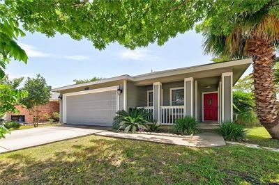 Austin Single Family Home For Sale: 1525 Anise Dr