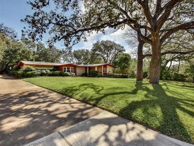 Single Family Home For Sale: 2807 Wade Ave