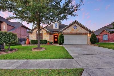 Buda Single Family Home Pending - Taking Backups: 282 Salle Ave