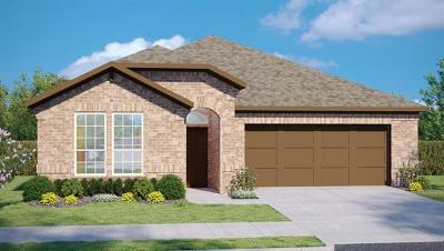 Pflugerville Single Family Home For Sale: 16613 Vescovo Ln