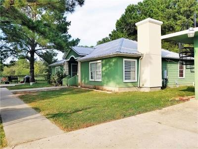 Bastrop Single Family Home For Sale: 325 Cool Water Dr