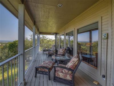 Horseshoe Bay Single Family Home For Sale: 1108 Hi Mesa