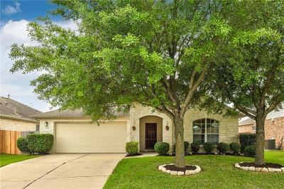 Cedar Park Single Family Home Pending - Taking Backups: 1208 Willowbrook Dr