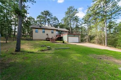 Bastrop Single Family Home For Sale: 121 Kailua Ln