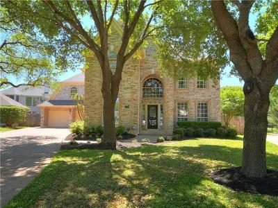 Austin Single Family Home Pending - Taking Backups: 9909 Turman Cv