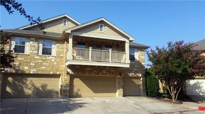 Round Rock Condo/Townhouse Pending - Taking Backups: 16100 S Great Oaks Dr #301