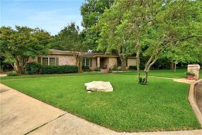 Austin Single Family Home For Sale: 11220 Della Torre Dr