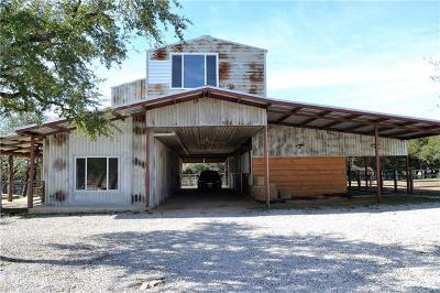 Spicewood Single Family Home For Sale: 12804 State Highway 71