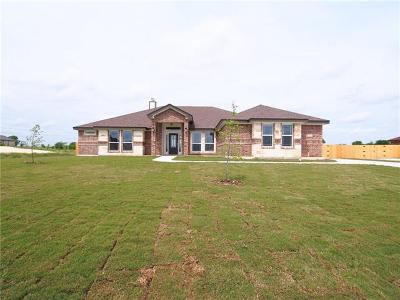 Salado Single Family Home For Sale: 4407 Green Creek Dr