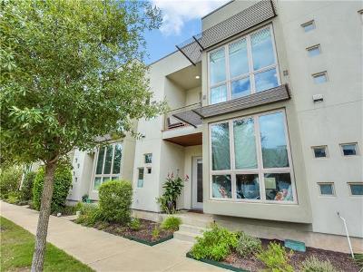 Austin Condo/Townhouse For Sale: 4056 Berkman Dr
