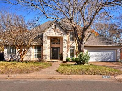 Single Family Home Pending - Taking Backups: 10905 Callanish Park Dr