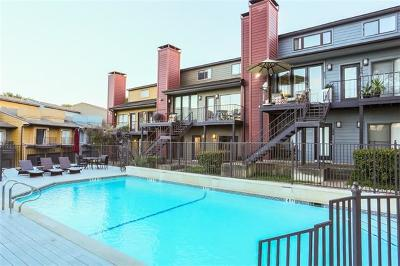 Condo/Townhouse For Sale: 1501 Barton Springs Rd #107