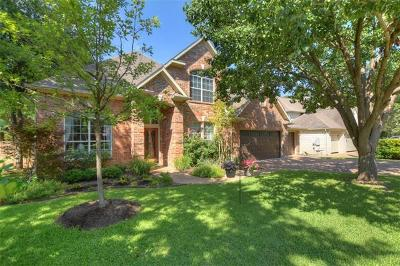 Round Rock Single Family Home For Sale: 2838 Chatelle Dr