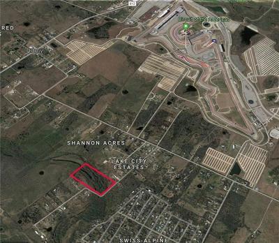 Del Valle Residential Lots & Land For Sale: 14415 Plover Pl