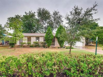 Austin Single Family Home For Sale: 3215 Barton View Dr
